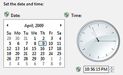 Why is my computer showing the wrong date and time?Online ...